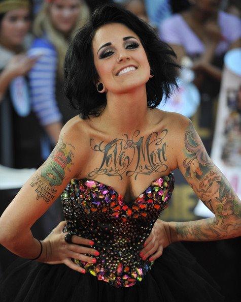 I want a tattoo :3