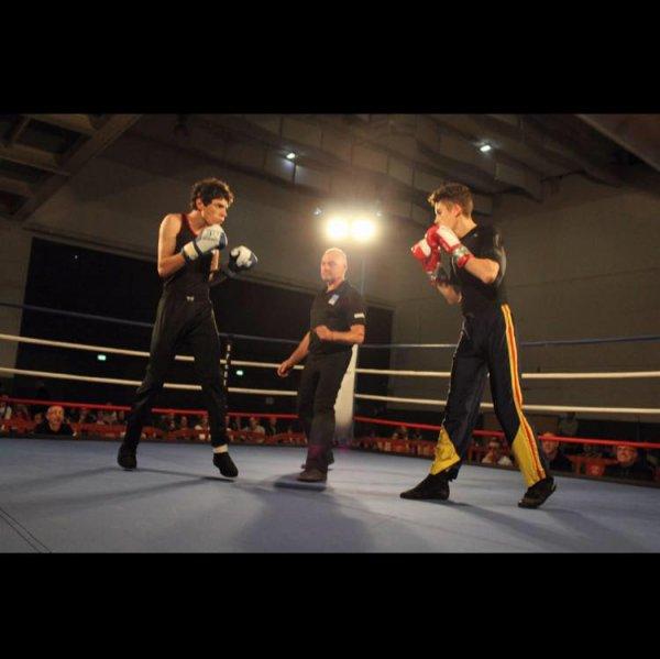 Savate Boxe Française : Yoann Tortel décroche le titre de vice-champion de France.