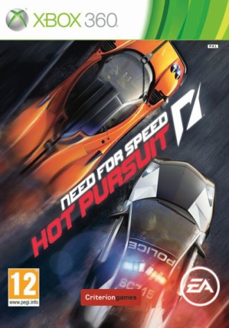 Need For Speed : Hot Pursuit [XBOX 360]