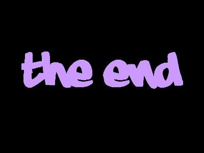 The end ... =D