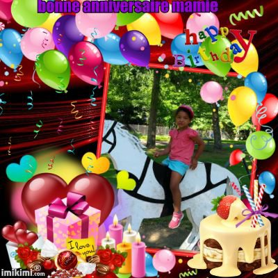 bonne anniversaire a ma petite fille 5 ans  aujoudhui je t aime  ma princesse