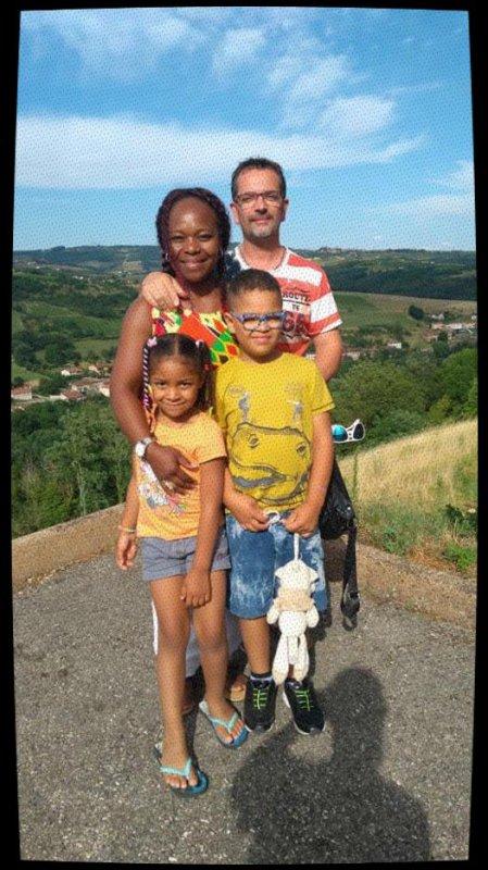mes petit enfants moi et les parents