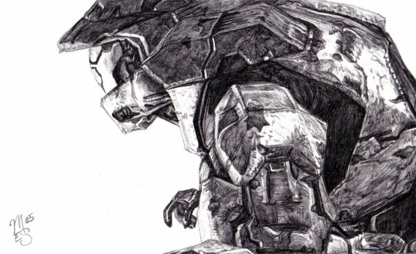 Le Major Spartan-117