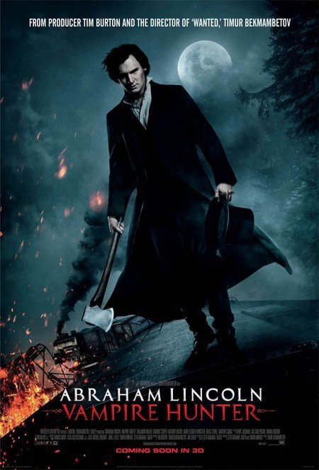 Abrahal Lincoln : Chasseur de vampires