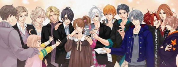 Otome game & Anime : Brothers Conflict