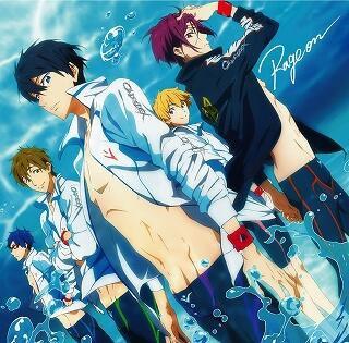Anime : Free!