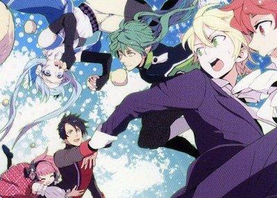 Anime : Makai Ouji: Devils and Realist
