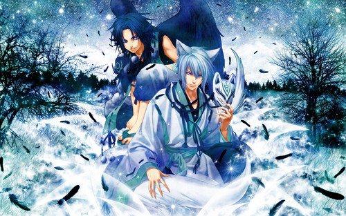 Otome Game & Anime : Hiiro no Kakera
