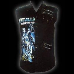 chemise Metallica
