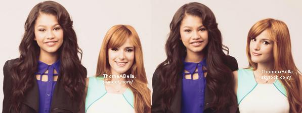 Nouvelle photo twitter de Bella en compagnie de Natalie le 11 juin 2013 en Afrique du Sud .