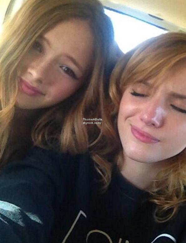 Nouvelles photos twitter de Bella du 18 et 17 juin 2013 .