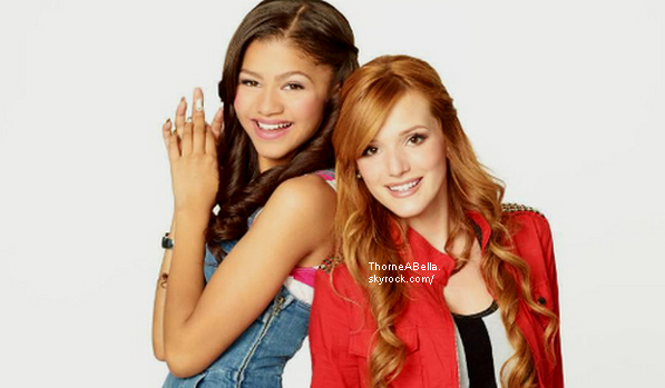 Nouvelles photos promotionnelles pour Shake It Up saison 3 . (Merci à ThorneBella)