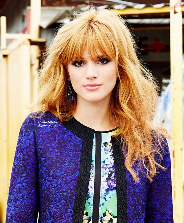 Bella sur un nouveau shoot le 2 juillet 2013 .