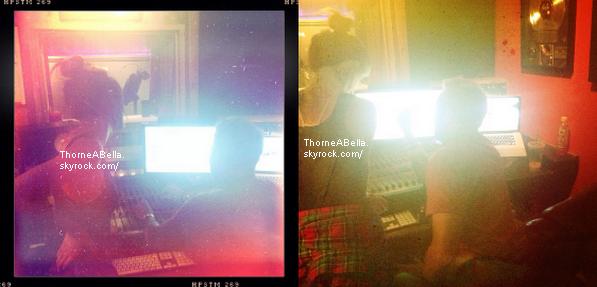 16/08/2013 : Bella sur le tapis rouge des Imagen Awards 2013 . Coté tenue : Bella portait une robe noire , des talons noirs et or . Coté coiffure ondulés et mis sur le coté , make-up habituel . Pour moi c'est un top ! Votre avis ?