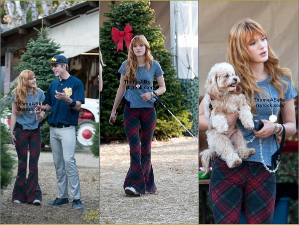 27/11/13 -Bella était à la mission pour ThanksGiving. Encore une fois Bella nous ouvre son grand coeur !