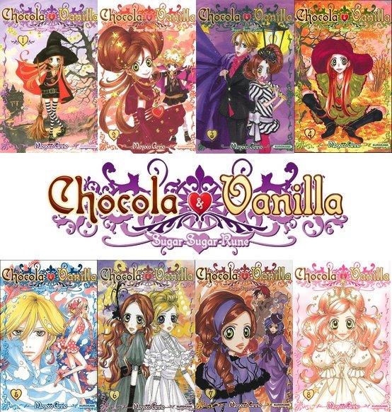 Saga Chocola & Vanilla