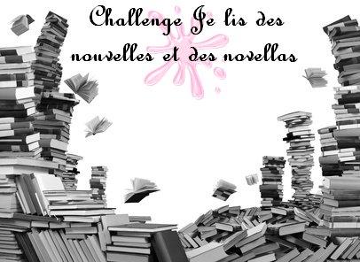 Challenge Je lis des nouvelles et des novellas ( TERMINÉ )