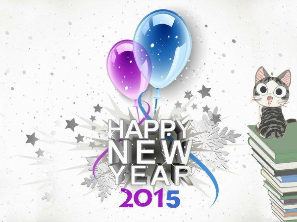 LibrairieDuBonheur vous souhaites une Bonne Année 2015 !