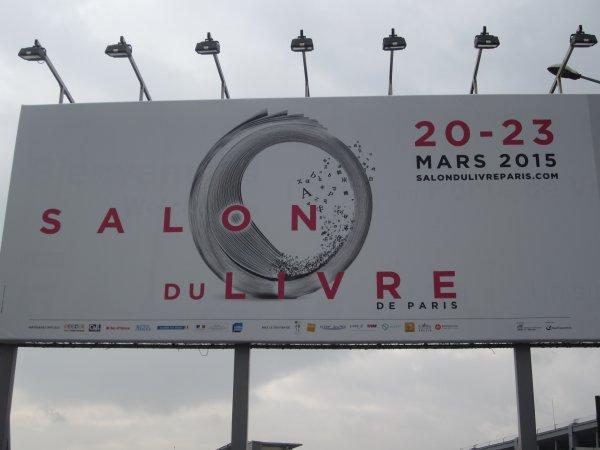 Salon du livre de Paris 2015 (Bilan)