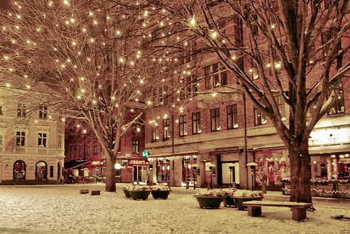 Christmas Time | Playlist spéciale hiver