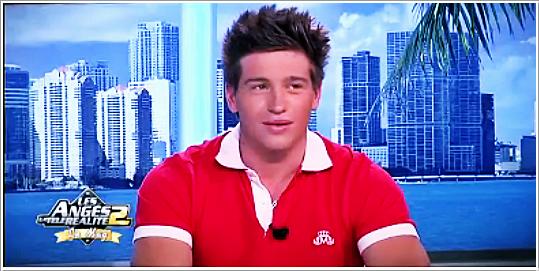 Mickael va bien participer aux anges de la télé réalité 3.
