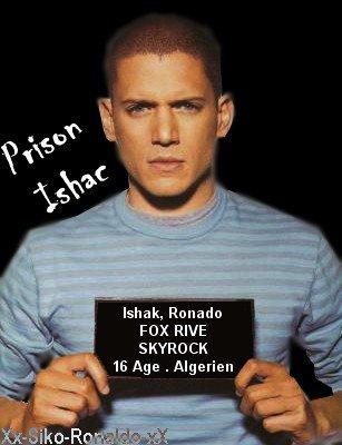 Prison Ishak; My desing