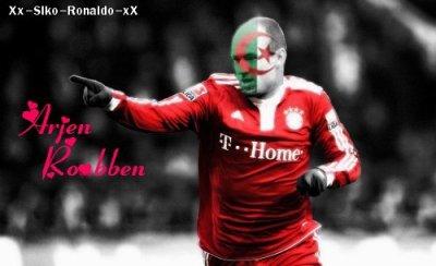 My Design for Arjen Robben