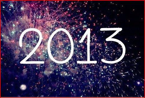 Bonne année à tous, meilleurs voeux !