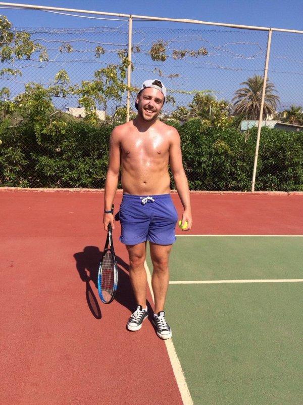 Petit tennis #Vacance