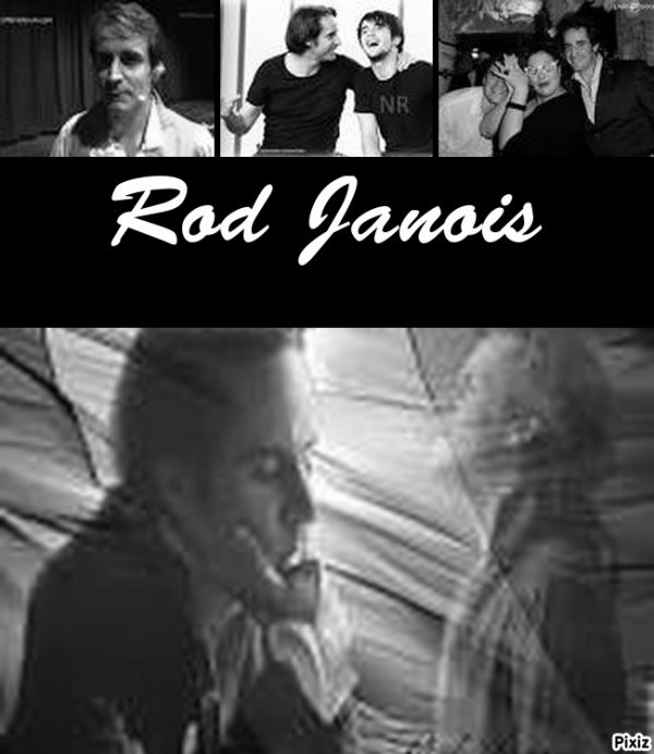 <3 <3 <3 Rod Janois <3 <3 <3