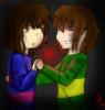 Frisk et Chara