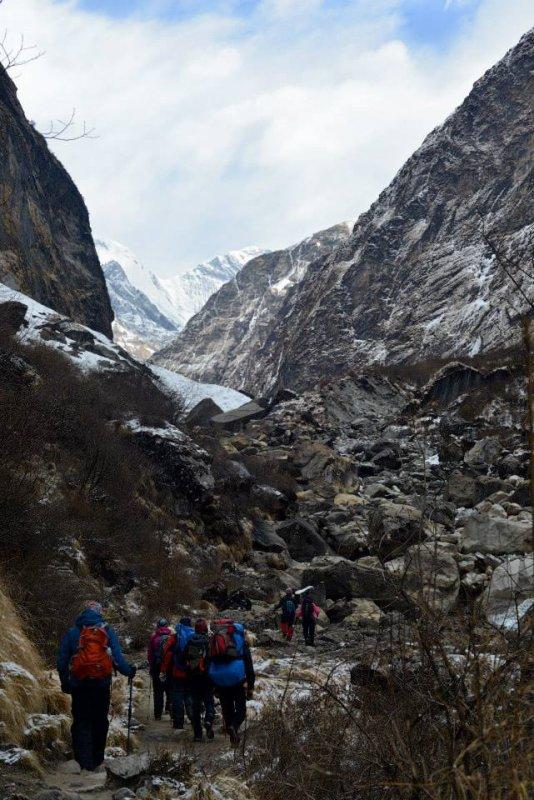 Faire de la Randonnée en Himalaya