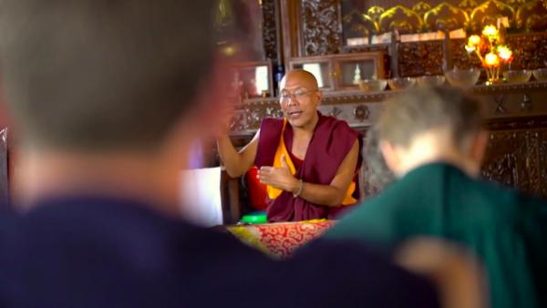 Buddhism In Kathmandu