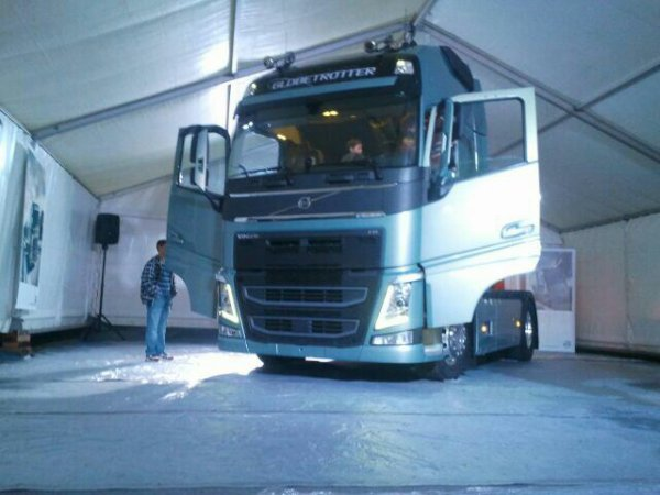new volvo fh