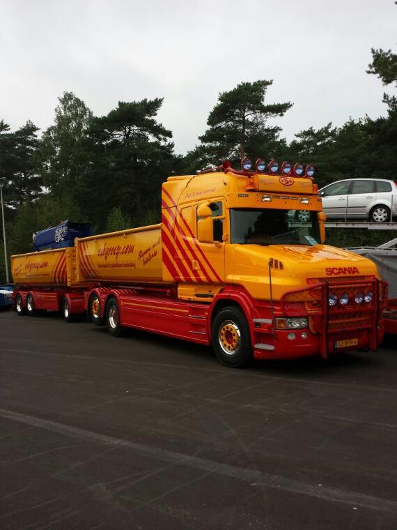 Truck show Zolder