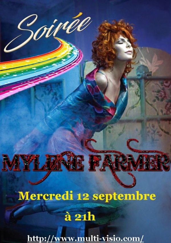 Soirée Spécial Mylène Farmer