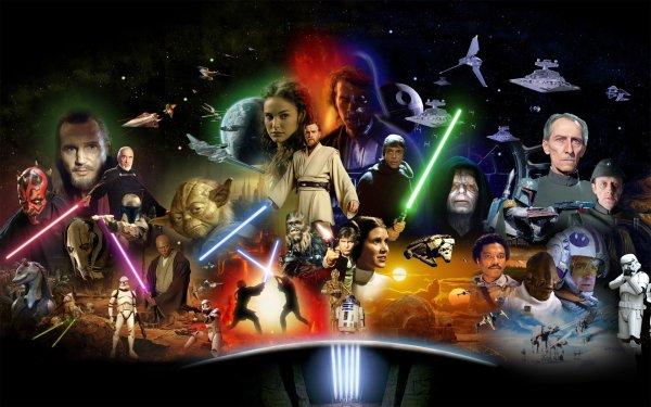 Questionnaire sur Star Wars