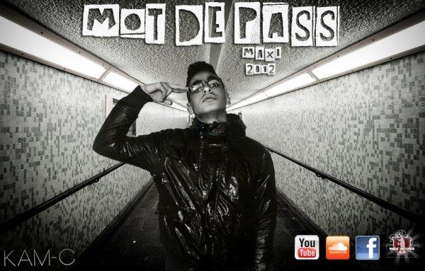 Maxi '' Mot De Pass '' / Ba9é Kan7lém (2012)