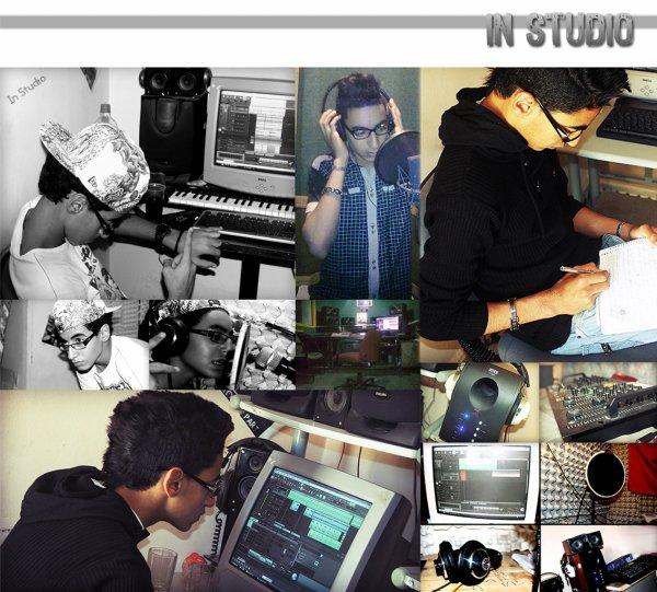 In Studio !!