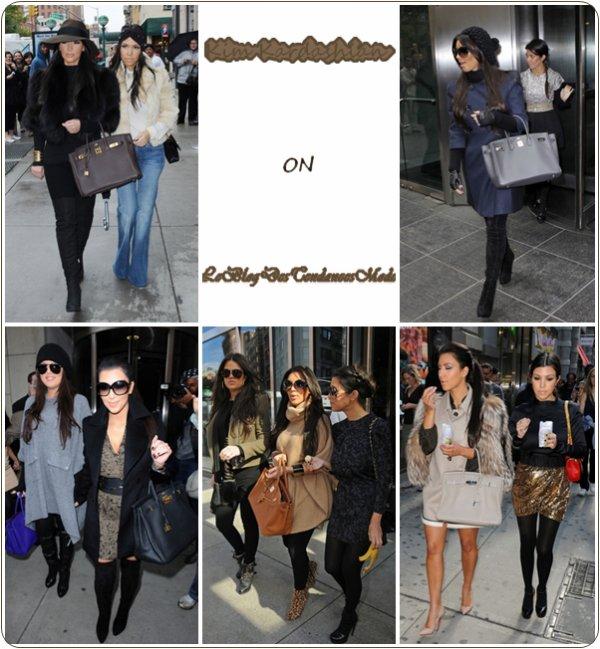 Le look parfait de Kim Kardashian