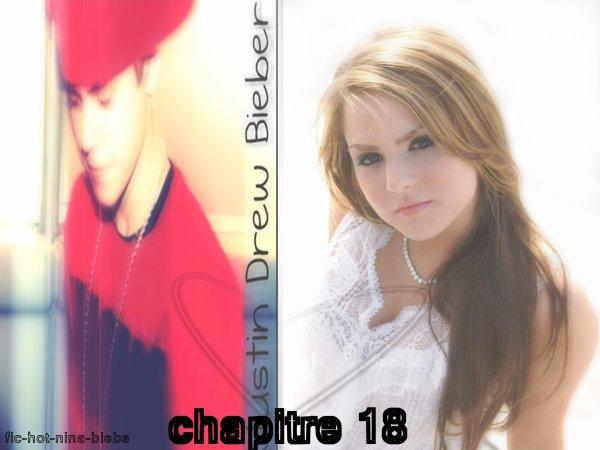 """chapitre 18 """"Rien ne peut me faire sentir ce que je ressens quand je suis près de toi"""""""