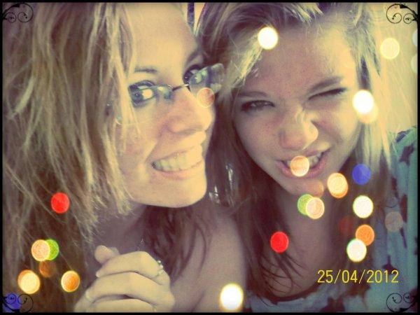 .......... L'amitié est un trésor rare et précieux qu'on ne peut briser.