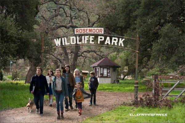 """Voilà des nouveaux stills de """"We Bought A Zoo"""" avec Elle prévu pour fin 2011 !"""