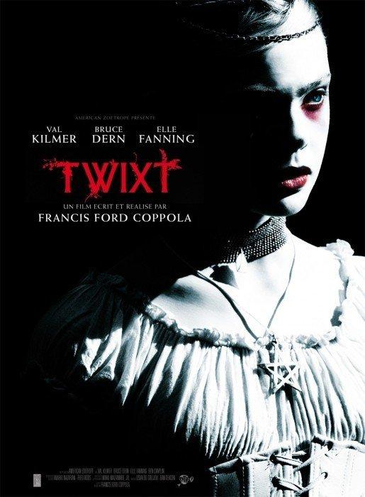 """Voilà l'affiche Française du film """"Twixt"""" !"""