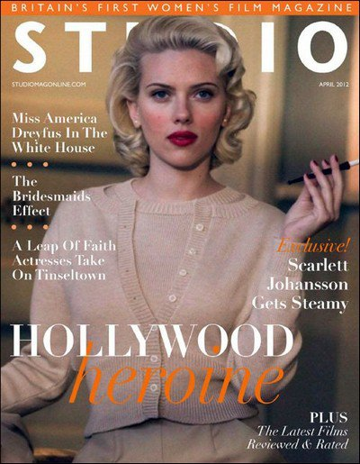 Scarlett Johansson parle d'Elle !