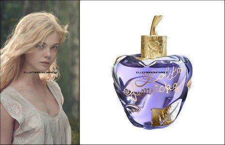 Elle devient l'égérie d'un parfum !