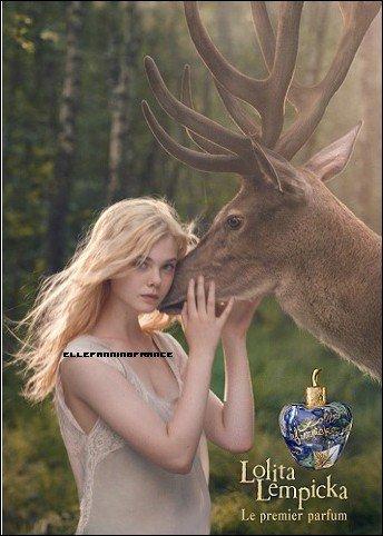 """""""Le Premier Parfum"""" by Lolita Lempicka !"""