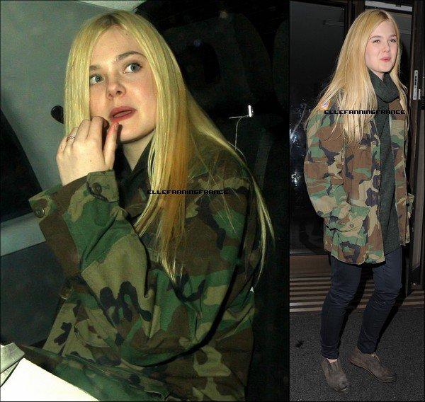 13 Octobre : Elle sortait dans Londres !