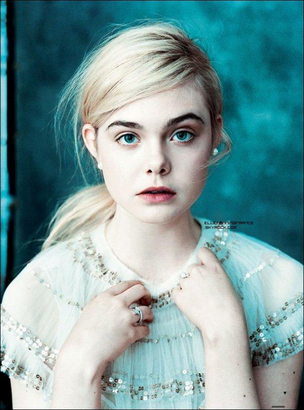Voici un photoshoot pour le magazine Vogue US de mars 2013 fait par Norman Jean !