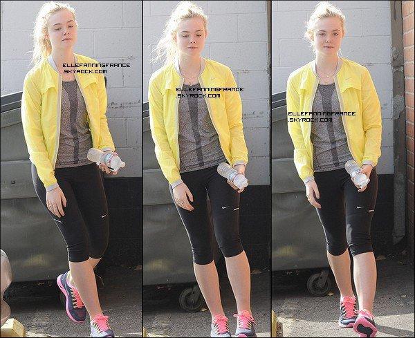 28 Mars et 31 Mars : Elle se rendant à sa classe de danse !